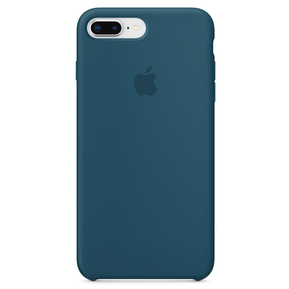 Чехол Silicone Case (AA) для Apple iPhone 7 plus / 8 plus (5.5