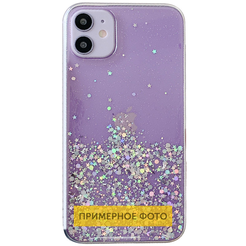 TPU чехол Star Glitter для Apple iPhone XR (6.1
