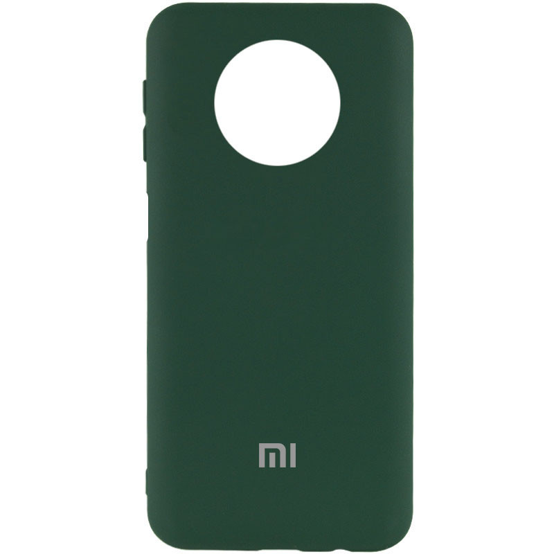 Уценка Чехол Silicone Cover My Color Full Protective (A) для Xiaomi Redmi Note 9 5G / Note 9T (Накладка)